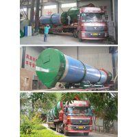 广州餐厨垃圾处理设备项目二套设备正处积极建设中_九天机械