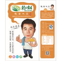 一等品黄小米批发厂家,乾谷安香450克精品黄小米贴牌超低价