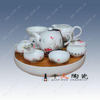 陶瓷厂家 青花茶具图片 千火陶瓷
