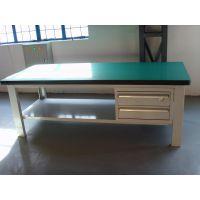 振兴辉防静电工作台 不锈钢检验桌定做 15年专注工作台制作经验