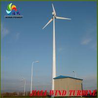 10KW风光互补风力发电机,家用、工程用风机,微风启动效率高