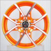 Z5314 14 15寸改装汽车轮毂适用丘比特瑞纳蓝瑟花冠威姿捷达赛欧