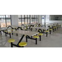 天津餐厅专用餐桌椅*天津四人餐桌椅款式*不锈钢餐桌椅免费安装