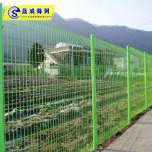 茂名港口护栏网款式/茂港钢丝网围墙/公园钢质防护网安装