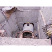 利腾承接泸县合江县叙永县古蔺县等地的岩石顶管非开挖水磨钻施工工程