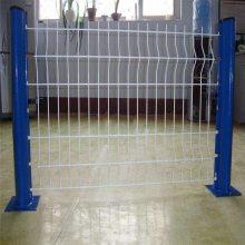 万泰园林景观防护网 厂区隔离栅栏 围墙护栏网规格