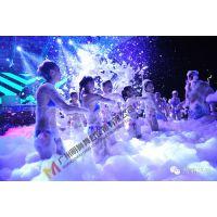 供应上海苏州泡沫机派对,泡泡跑活动泡沫油