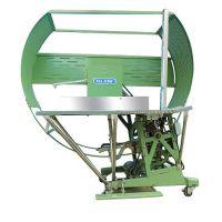 台景机械PE带半自动捆扎机