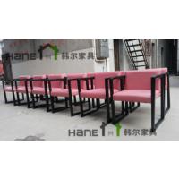 工厂直销上海咖啡厅实木椅 简约实木椅定制