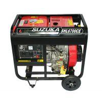 5KW发电机有汽油/柴油动力