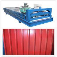 910型压瓦机彩钢瓦设备冷弯成型机械双层压瓦机质优价廉