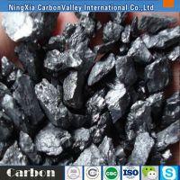 宁夏增碳剂,固定碳95、灰≤4,1-3MM 煅烧无烟煤 太西煤增碳剂