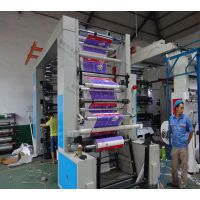 诺鑫牌 高速柔版印刷机 餐巾纸印刷机 柔印树脂版 工厂专业生产