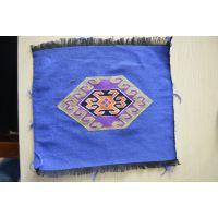 装饰布 土家织锦缎 手工织锦装饰画 手工装饰用纺织品 西兰卡普