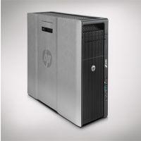 HP/惠普Z620图形工作站6核12线程主机原装K2000三年全国联保12G