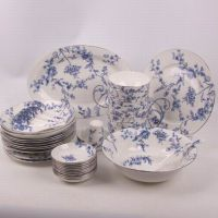 唐山骨瓷餐具2015新品 46头骨瓷碗碟勺餐具套装 陶瓷厂家价格