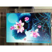 谢岗玻璃数码印刷机,重庆太阳能玻璃面板 UV平板数码喷绘机厂商