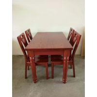 烟台瑞馨家具时尚现代简约定做橡木餐桌,尊贵象征,实木餐桌,经久耐用。欢迎到店里来
