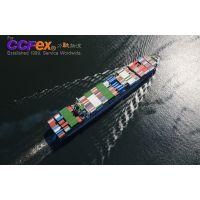 江门货运代理公司整柜、拼柜代理双清专线海运、空运、快递到土耳其伊斯坦布尔