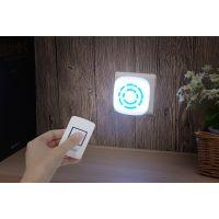 厂家直销 外贸新品 LED无极调光遥控灯 卧客厅室温馨创意小夜灯