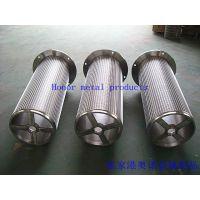 奥诺金属供应优质不锈钢V形绕丝筛管