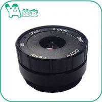 供应益安光学5百万网络高清摄像机镜头CCTV安防监控镜头
