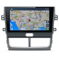 一汽奔腾X80 B30 森雅R7 安卓大屏导航车载GPS导航仪 厂家直销