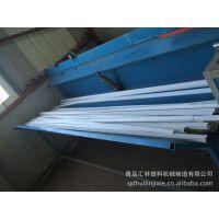 青岛汇林塑机现货供应65单螺杆PVC护角条挤出机