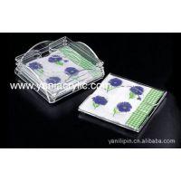 厂价供应有机玻璃方型透明杯垫,厂价供应亚克力方型透明杯垫