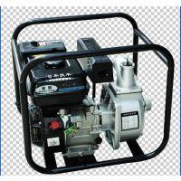 YBT80汽油机水泵 3寸雅马哈款式汽油水泵 黑色款