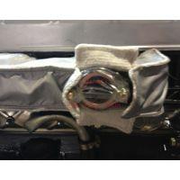 供应电力机械排气管隔热罩;柴油机隔热套