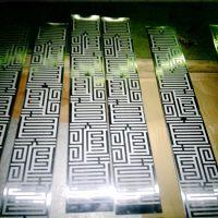 提供不锈钢表面处理加工 不锈钢指示牌化学蚀刻