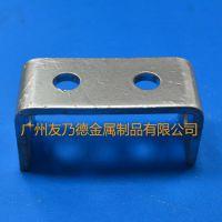 友乃德 供应热镀锌冲孔C形钢连接件A140