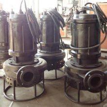 60m扬程沙浆泵-深水抽沙泵-耐磨泥沙泵