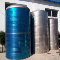 延安工厂学校专用鼎热不锈钢水箱低价批发可配送加工