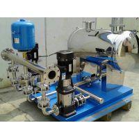 卓智加工定制高层无负压变频节能供水设备 小高层供水设备