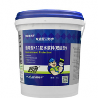 禹豹K11柔韧型防水涂料 福龙轩防水涂料厂家直销