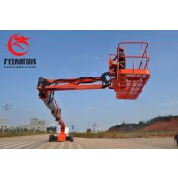 郑州厂家直销 曲臂式升降平台 维修 安装高空作业专用