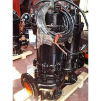 300WQ800-7-30不锈钢自吸排污泵选型参数