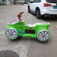 批发大型玩具车电动摩托车 游乐广场的玩具车摩托车价格 新型游乐车电动摩托车