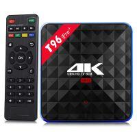 新款T96PRO+ S912 3G/32G 真八核6.高清网络机顶盒4K播放器电视盒