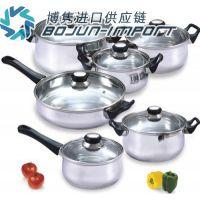 供应深圳皇岗烹饪锅具进口报关|代理|费用博隽