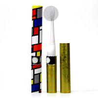 厂家供应正品seago赛嘉声波电动牙刷SG-623成人旅行便携软毛牙刷