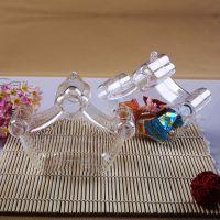 蝴蝶形/心形/苹果形 款多多样 透明造型盒 塑料糖果盒DIY