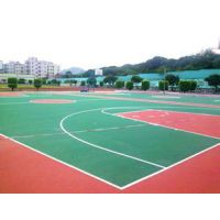 江苏塑胶篮球场造价