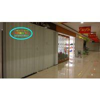 厂家直销西安PVC折叠门 隔断门 吊趟门 豪华有机玻璃房间门 厨房卫生间折叠门