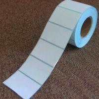 厂家定制热敏条码纸 热敏纸 标签打印纸 热敏不干胶条码机纸1