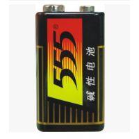 虎头555牌干电池6F22(9V)碱性干电池 工业装电池