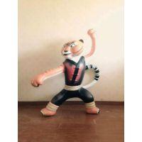 供应纤维功夫熊猫雕塑图片电影功夫熊猫角色雕塑