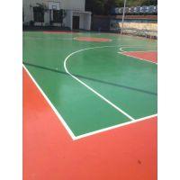 韶关武江硅PU篮球场地地坪漆造价 篮球场地面怎样施工
